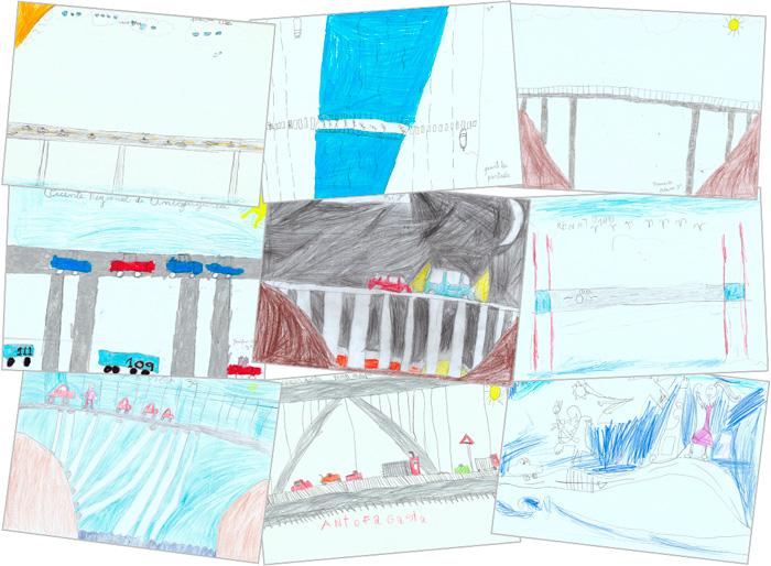 Dibujos del Puente